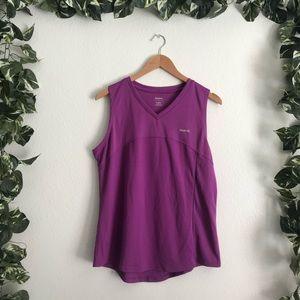 🆕Reebok Atheltic Tank Top Purple